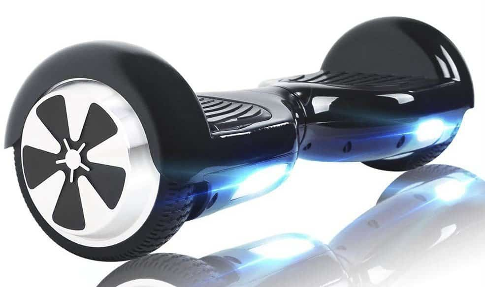 hoverboard negro