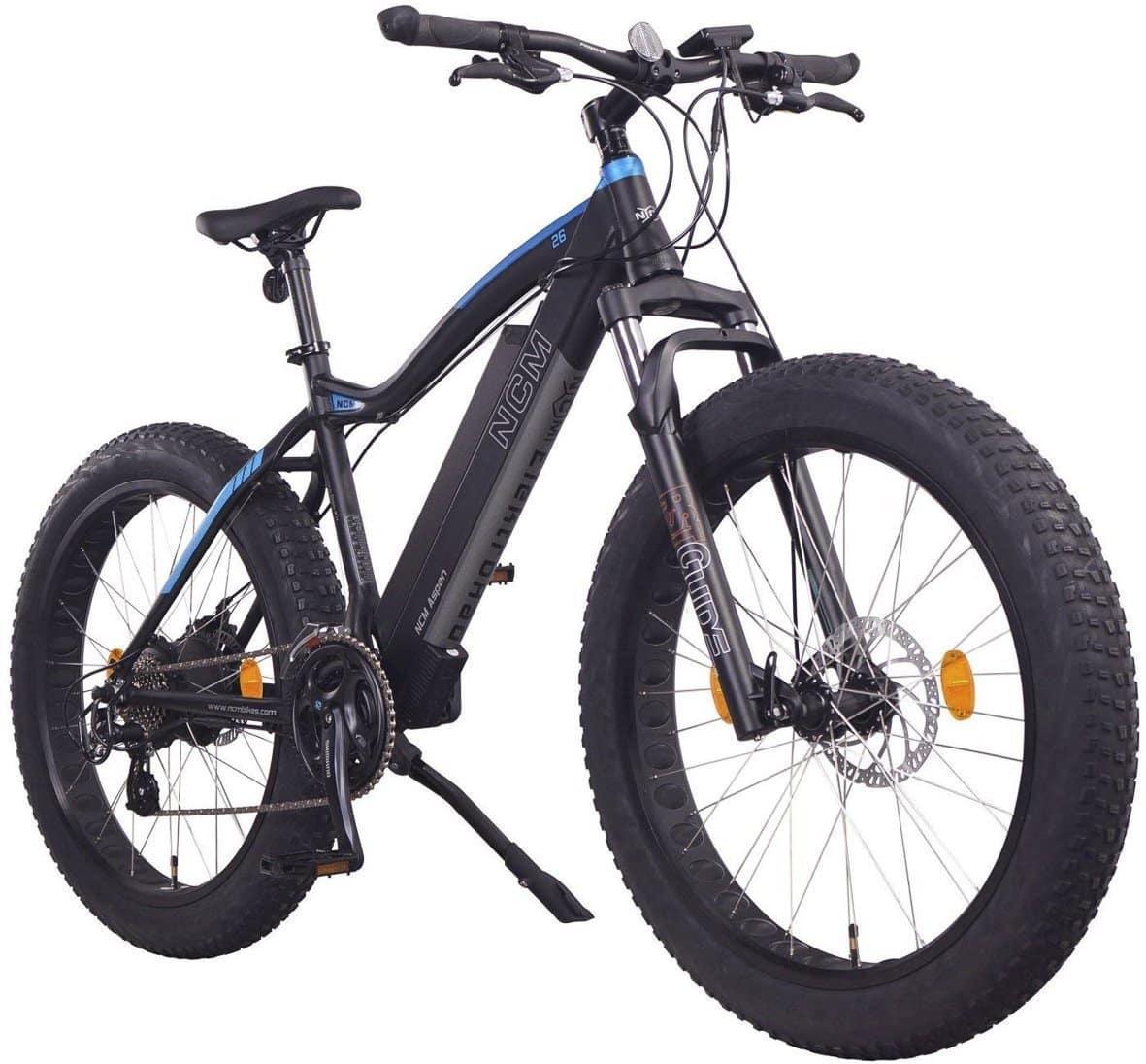 fat bike electrica