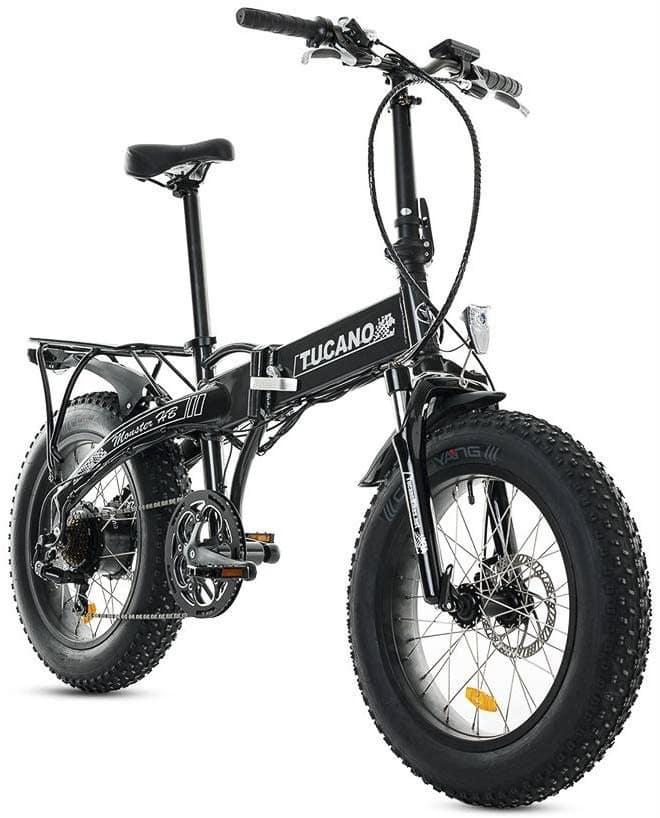 Tucano bikes monster HB
