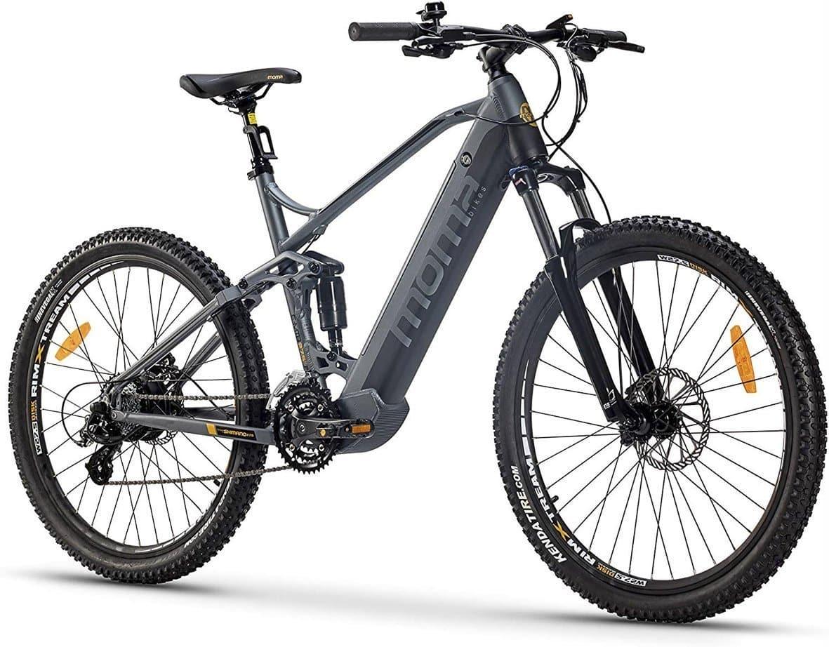 Moma Bikes E-MTB 29 pulgadas