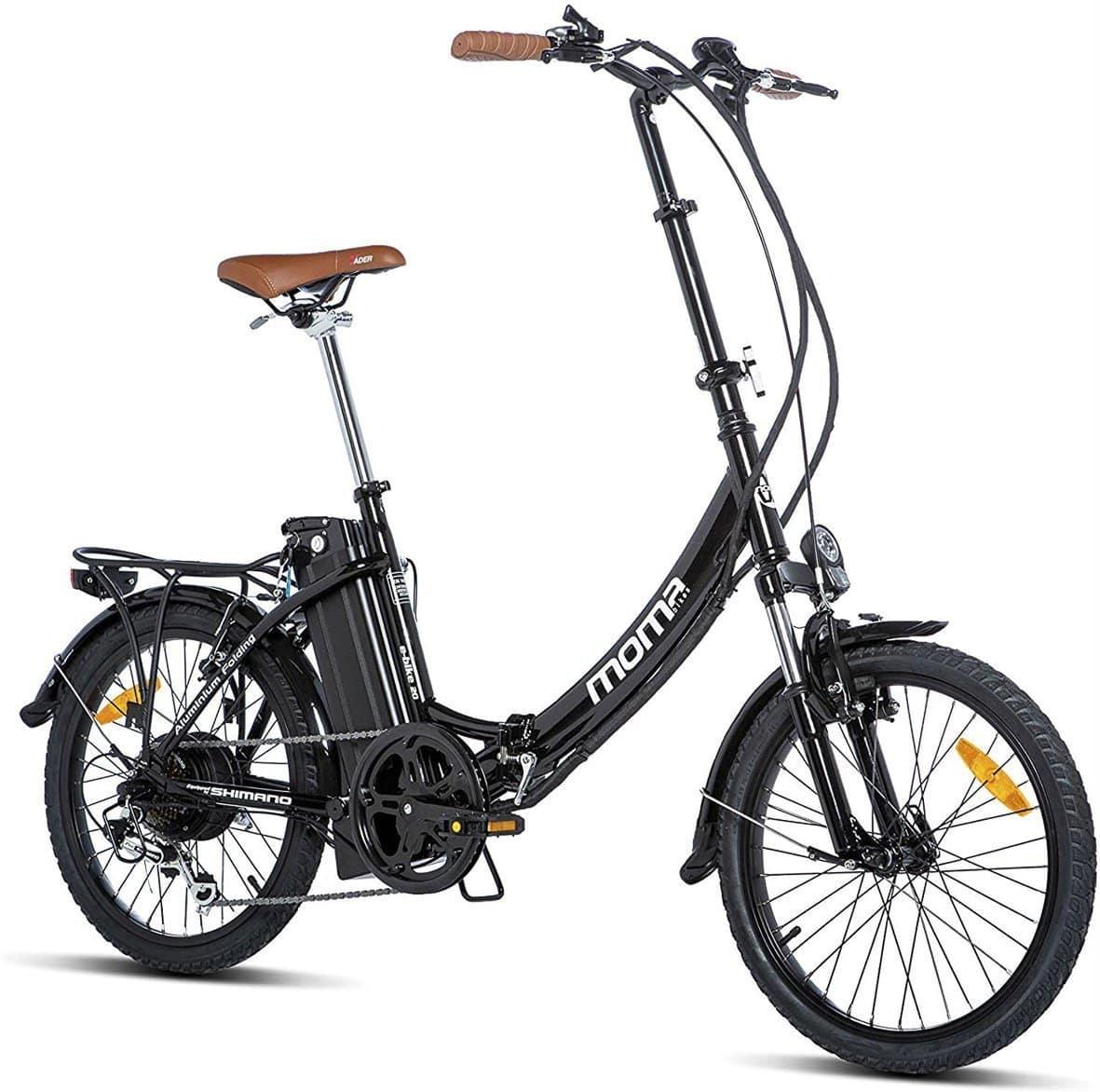 Moma Bikes E-bike 20.2