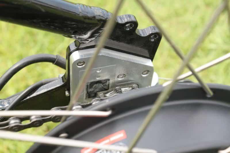 sensor bicicleta eléctrica