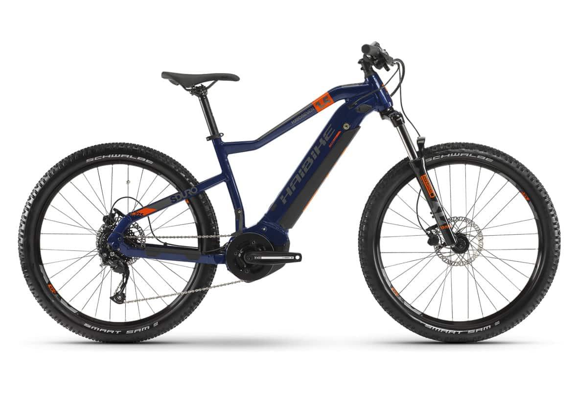 bicicletas electricas de montaña