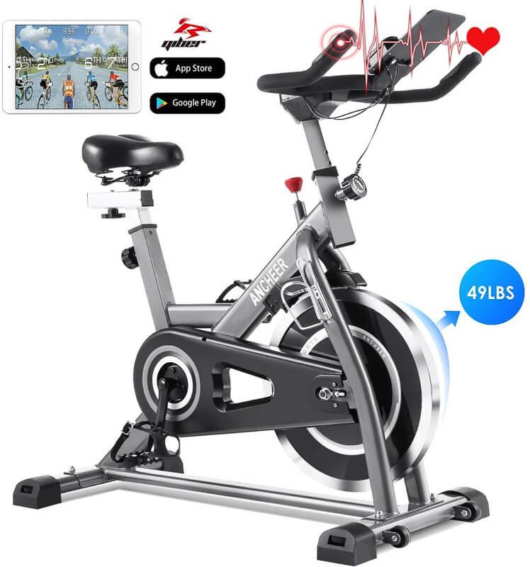 mejores bicicletas spinning calidad precio