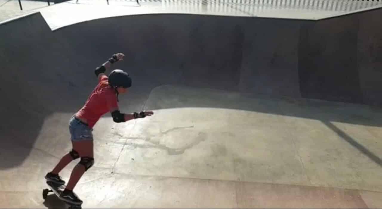 Alma Skater