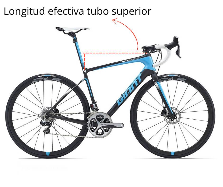 calcular talla bicicleta