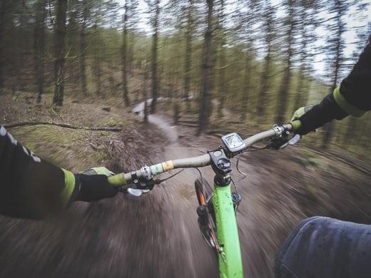talla bicicleta montaña