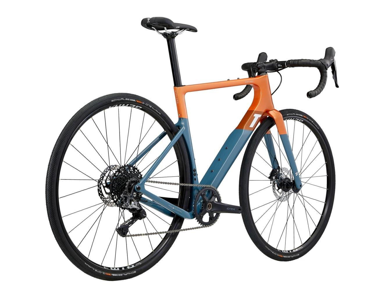 bicicleta carretera monoplato