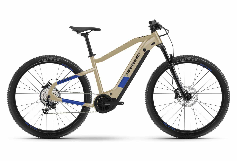 bicicleta eléctrica montaña haibike