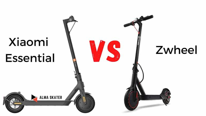 Xiaomi essential vs Zwheel
