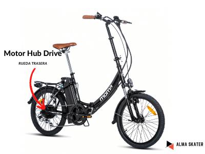 motor hub drive