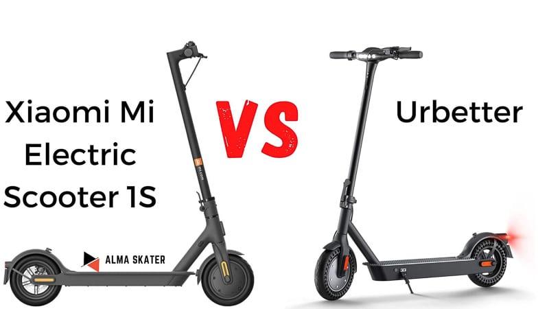 Xiaomi 1S vs urbetter