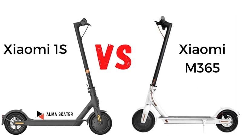 Xiaomi 1S vs Xiaomi M365