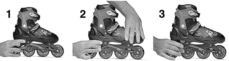 los mejores patines en linea para niños