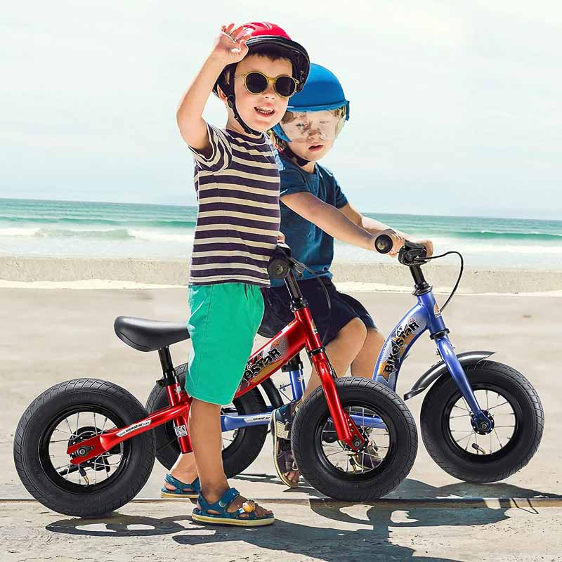 talla bicicleta niño