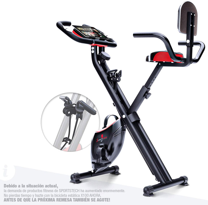 Sportstech F-Bike X100-B