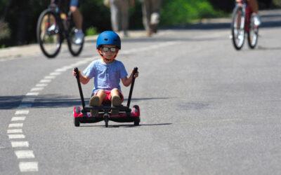 Silla para Hoverboard