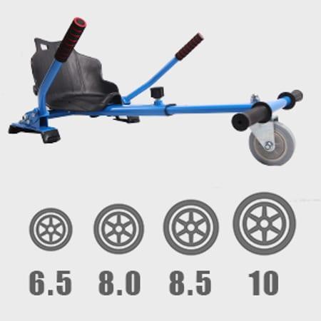 distintos tamaño rueda hoverboard