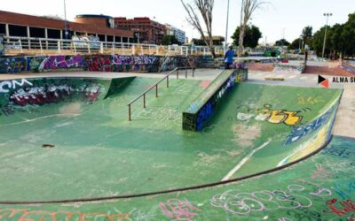 Skateparks de Sevilla