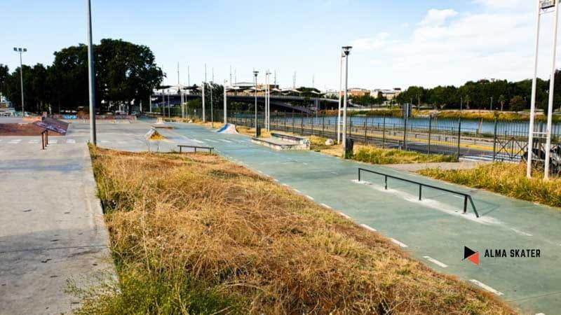 skatepark plaza de armas sevilla