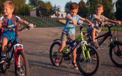Talla Bicicleta Niños