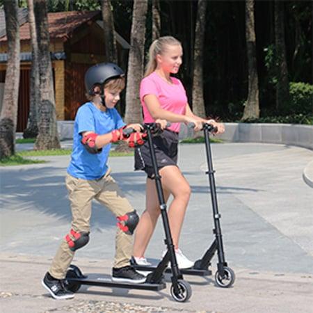 edad mínima patinete electrico