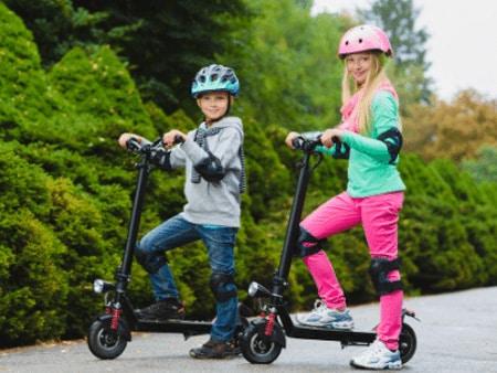 edad minima patinete electrico